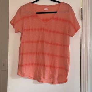 Old Navy: tie dye t-shirt